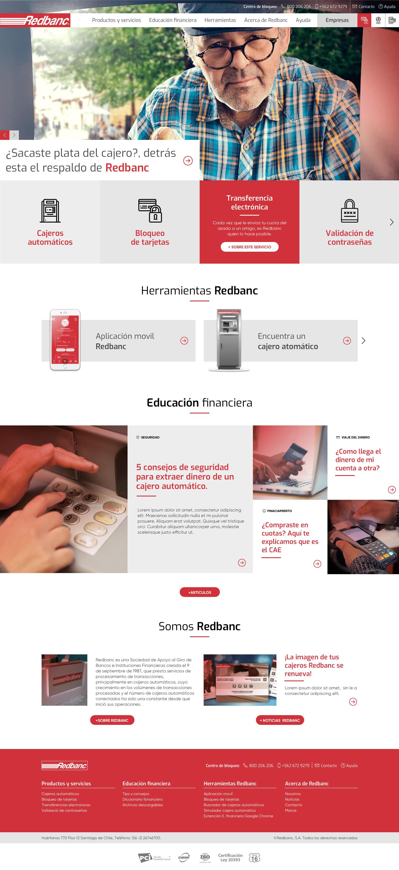 Propuesta Redbanc